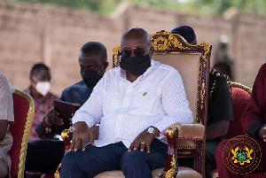Nana Addo Dankwa Akufo Addo