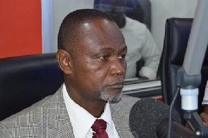 Nii Amasah Namoale NDC MP
