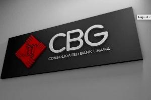 Consolidated Bank Ghana Logo