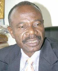 Mr. George Ayisi Boateng