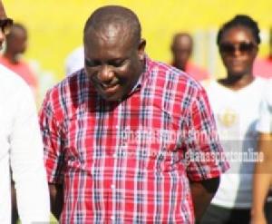 Hearts of Oak Board member, Vincent Sowah Odotei