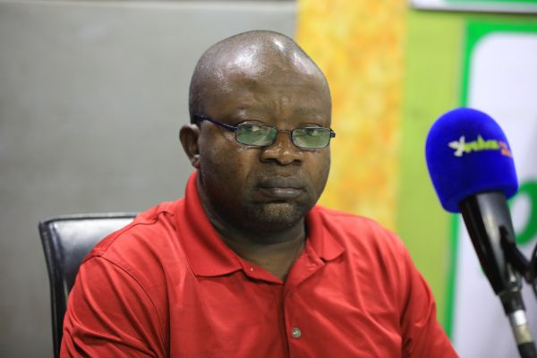 Ghana\'s security isn\'t at the verge of collapse - Dr. Asah Asante