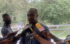 Deputy Communications Director of the New Patriotic Party, Mr. Yaw Preko