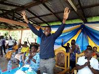 MCE for Tarkwa-Nsuaem, Gilbert Ken Asmah