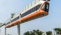 The Sky Train Project is expected to solve the increasing road traffic congestion in Accra