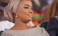 The Second Lady, Hajia Samira Bawumia