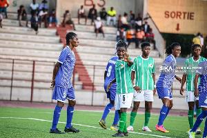 Hasaacas Ladies lost to their Nigerian opponents in Abidjan