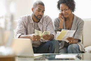 Couple Money
