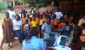 NHIS Registration For School Children