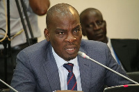 Haruna Iddrisu is Leader of the NDC caucus in Parliament