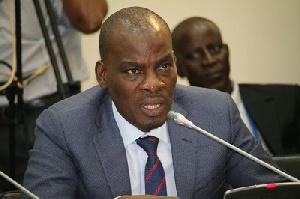 Minority Leader in Parliament, Haruna Iddrisu