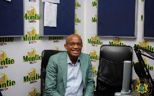 The Minister of Information, Mustapha Hamid