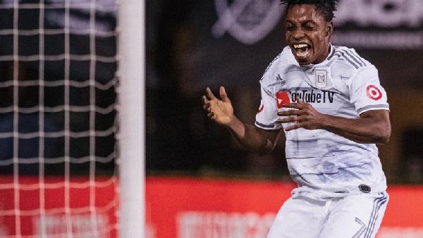 Latif Blessing misses LA FC draw against Portland Timbers as transfer talks to Vasco da Gama intensifies