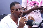 Mr. Logic expresses disappointment over 'fake' messages to Shatta Wale
