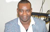 Bernard Antwi- Boasiako