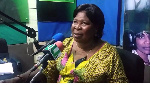 The founder and leader of Ghana Freedom Party (GFP), Madam Akua Donkor