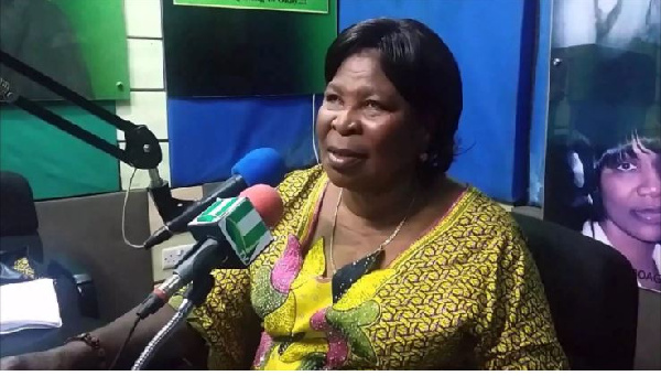 EC Filing Fee: Akua Donkor deposits GH¢100,000 to show readiness