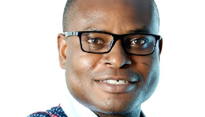 Richard Ahiagba, former Executive Director of Danquah Institute