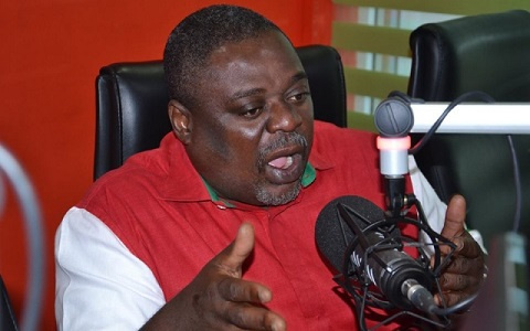 Accusing NPP of nepotism is time-wasting - Koku Anyidoho