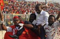 Kotoko are in the group stage of the Confederation Cup for the first time in 11 years