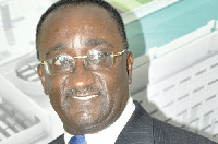 Dr. Owusu Afriyie Akoto, The Minority Spokesperson on Food, Agriculture and Cocoa Affairs