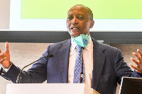 Dr. Patrice Motsepe President of the Confederation of African Football