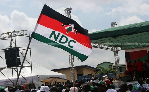 NDC has John Mahama as its flagbearer