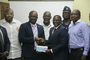 The GOC President said Mr. Okraku is well equipped to lead the football association