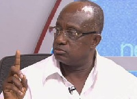 Ashanti Regional Minister, Simon Osei-Mensah
