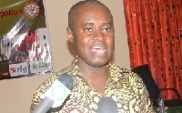 James Agyenim Boateng - Presidential Staffer