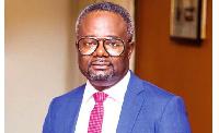 leader of the Liberal Party of Ghana (LPG), Percival Kofi Akpaloo