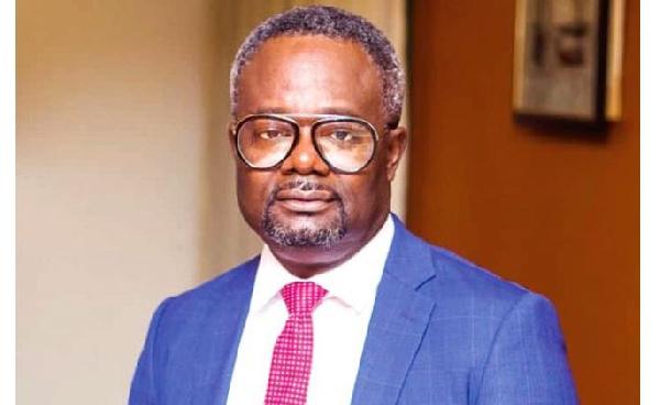 Naana Opoku-Agyemang lacks the personality to be a running mate - Kofi Akpaloo