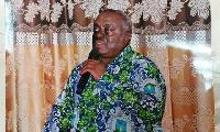 Mr Mark Dankyira Korankye is the Deputy General Secretary of the Union