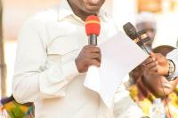 Drissa Ouattara, Municipal Chief Executive (MCE) of Dormaa Central