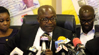 Professor Kenneth Agyemang Attafuah, Executive Secretary to the National Identification Authority