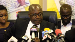 Kenneth Agyeman Attafuah,  Chief Executive Officer of NIA