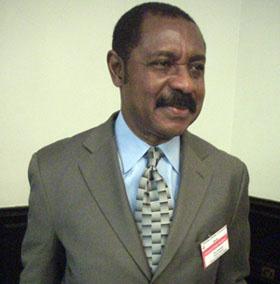 Nana Osei-Bonsu, CEO of Private Enterprise Federation