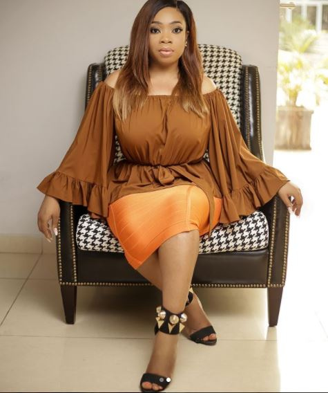 Actress Moesha Buduong has come under severe criticism over