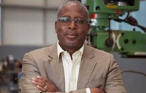President of Academic City, Prof. Fred McBagonluri