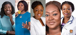 These Ghanaian women rose to take up bigger responsibilities in their respective fields