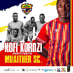 Kofi Kordzi to pocket $500k after completing his move to Qatari side Muaither SC