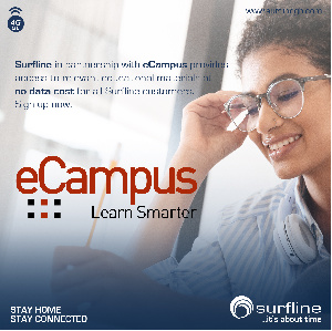 The eCampus provides relevant educational materials for students