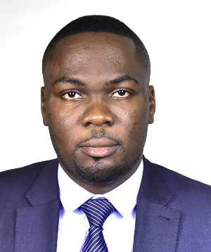 Felix Ekow Eshun is a Banker and Supply Chain Professional