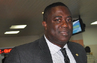 Joseph Nii Laryea Afotey Agbo, Greater Accra Regional Minister