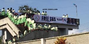 Aburi Girls Akufo Addo Free SHS