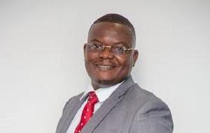 Chief Executive Officer of KomsKraft Consult, Gayheart Mensah