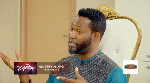 'Get away from this rascal' – A mother's caution to her son who hugged Adjetey Anang