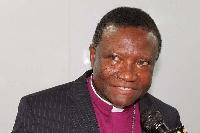 Chairman of the National Peace Council, Reverend Emmanuel Asante