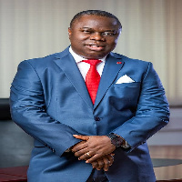 Isong A. Udom , new UBA CEo