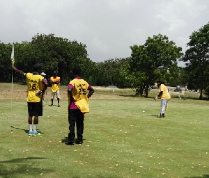 The competition is expected to draw participation from 100 golfers